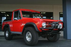 1974 Ford Bronco 2DSW 302 Automatic