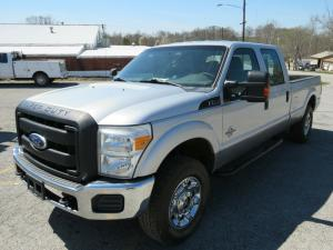 2012 Ford F-250 POWERSTROKE TURBO DIESEL 4X4 8FT  truck