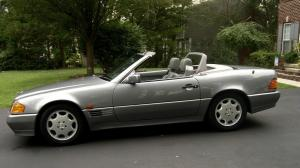1991 Mercedes-Benz 500-Series ROADSTER