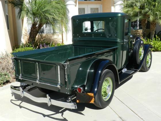 1933 Ford PickUp Restored Beauty