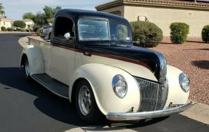 1940 Ford Pickup All Steel