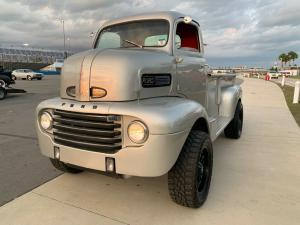 1948 FORD COE CABOVER 5.9L CUMMINS DIESEL 4X4 LIFTED