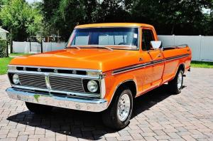 1977 Ford F-100 351 V-8 Cold A/C